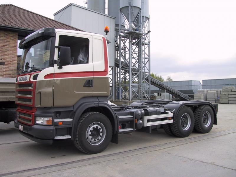 vrachtwagen met kraan te koop