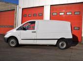 Afgeleverd: bestelwagen voor de gemeente Wortegem-Petegem