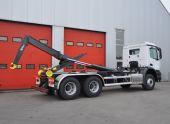 Containersysteem Marrel 20t afgeleverd