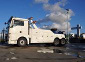 Afgeleverd: takelwagen voor Alvis depannage