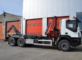 Afgeleverd: vrachtwagen voor stad Oudenaarde